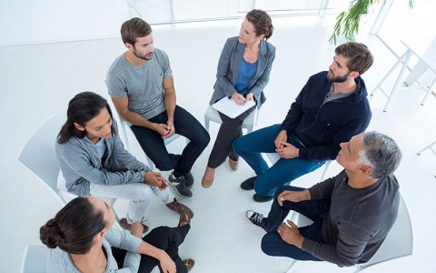 South California Road to Recovery - Support Group